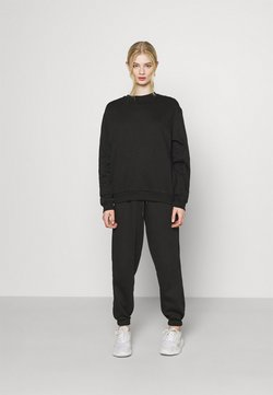 Topshop - SET - Sweatshirt - black