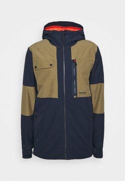 Quiksilver - TAMARACK - Kurtka snowboardowa - navy blazer