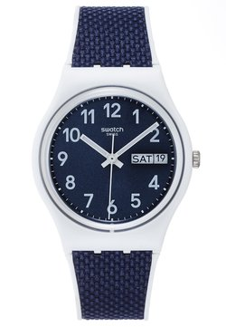Swatch - NAVY LIGHT - Montre - blau