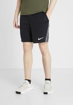 Nike Performance - Urheilushortsit - black/iron grey/white