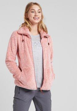 Icepeak - KARMEN - Fleecejacke - light pink