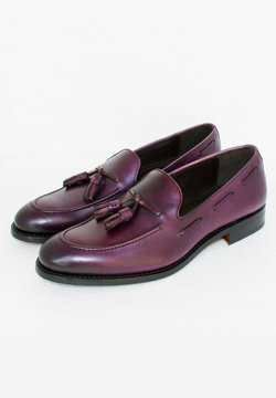 Jerelyn Creado - Mocassini eleganti - violet