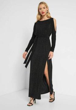 ORSAY - IN GLANZOPTIK - Cocktailkleid/festliches Kleid - schwarz