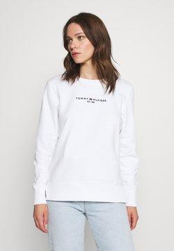 Tommy Hilfiger - REGULAR - Sweater - white