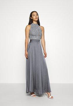 Lace & Beads - LIZA MAXI - Ballkleid - charcoal grey