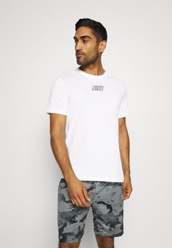 Nike Performance - TEE - T-shirt print - sail