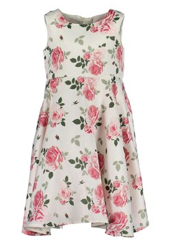 Blue Seven - DRESSES - Freizeitkleid - rosa aop