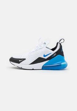 Nike Sportswear - AIR MAX 270 - Sneaker low - white/signal blue/black