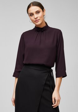 s.Oliver BLACK LABEL - Bluse - purple