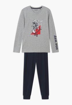 Schiesser - TEENS - Pyjama - grau