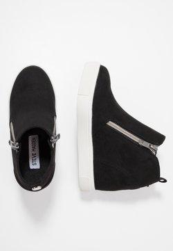 Steve Madden - JWEDGIEE - Sneakers laag - black