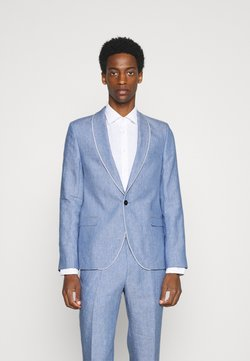 Twisted Tailor - RUNNER SUIT - Anzug - blue
