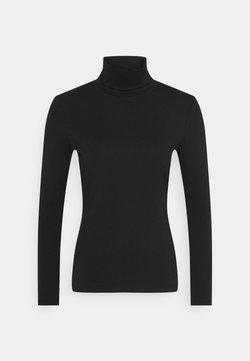 Esprit - CORE - Langærmede T-shirts - black