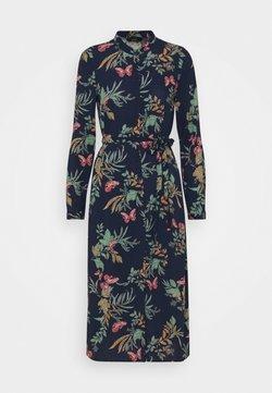 Vero Moda Petite - VMSIMPLY EASY DRESS - Paitamekko - navy blazer