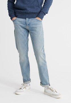 Superdry - DAMAN - Jeans Straight Leg - vintage blue