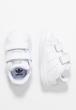 adidas Originals - STAN SMITH CF - Baskets basses - footwear white/core black