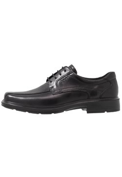 ECCO - Veterschoenen - black