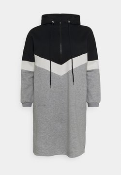 Noisy May Curve - NMMELINA DRESS - Freizeitkleid - black