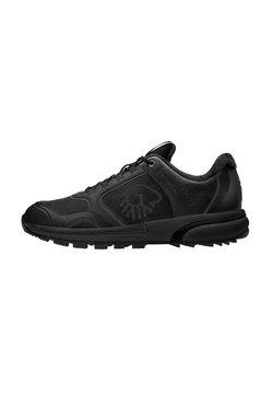 Giesswein - WOOL CROSS X - Sneaker low - black