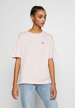 Lacoste - Camiseta básica - light pink