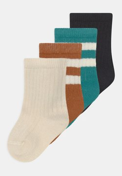 Lindex - 4 PACK - Calcetines - turquoise
