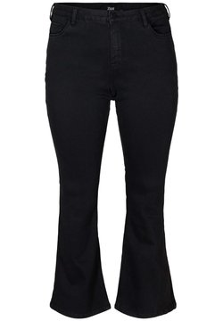 Zizzi - Jeans bootcut - black