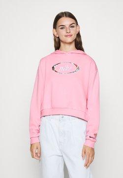 Nike Sportswear - HOODIE FEMME - Kapuzenpullover - pink