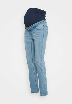 Forever Fit - SLIM FLARE - Jeans Bootcut - light blue