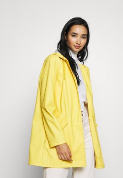 JDY - JDYKENDRA RAINCOAT - Parka - misted yellow