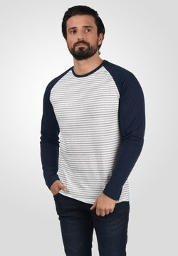 Solid - T-shirt à manches longues - insignia blue