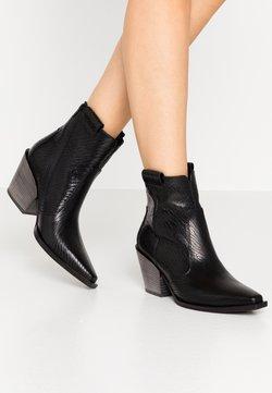 Kennel + Schmenger - TONI - Korte laarzen - schwarz