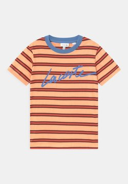 Lacoste - T-Shirt print - ledge/turquin blue/penumbra/crater