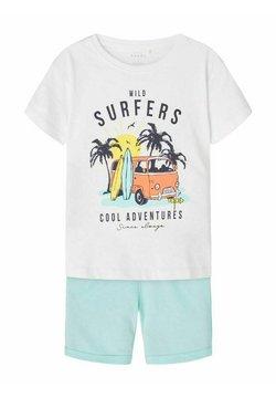 Name it - SET  - Shorts - bright white