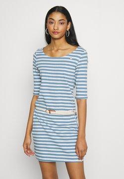 Ragwear - TAMY ORGANIC - Jerseykleid - blue