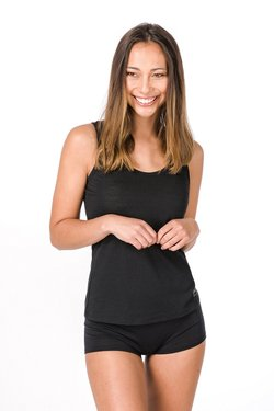 super.natural - Funktionsshirt - black