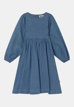 Molo - CALY - Jeanskleid - washed blue