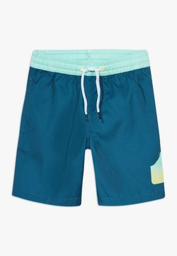 Quiksilver - DREDGE VOLLEY YOUTH  - Badeshorts - majolica blue