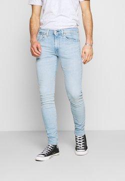 Levi's® - SKINNY TAPER - Jeans Skinny Fit - light-blue denim