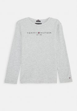Tommy Hilfiger - ESSENTIAL TEE - Long sleeved top - grey
