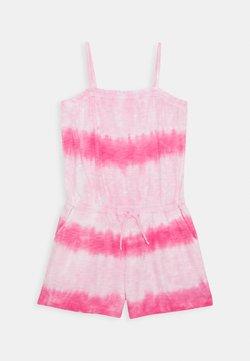 GAP - GIRL - Combinaison - pink tie dye