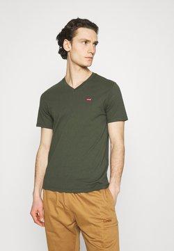 Levi's® - VNECK - Camiseta estampada - greens