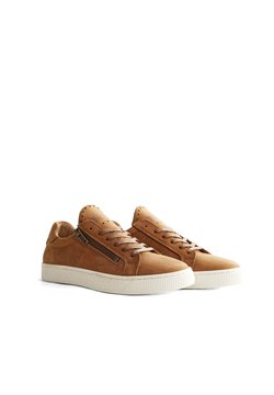 NoGRZ - G.LEONI - Sneakers laag - cognac