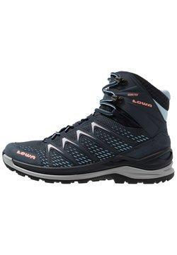 Lowa - INNOX PRO GTX MID - Hikingschuh - stahlblau/lachs