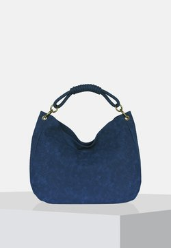 Silvio Tossi - Shopping Bag - dark blue