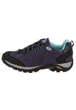 Brütting - Hikingschuh - purple