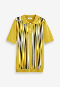 Next - Poloshirt - mustard yellow