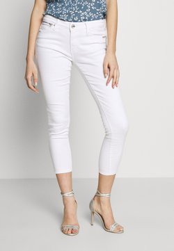 ONLY - ONLISA - Jeans Skinny Fit - white denim