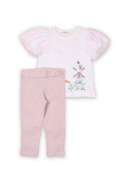 Cigit - SET - Legging - light pink