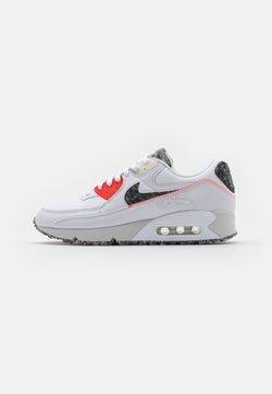 Nike Sportswear - AIR MAX 90 M2Z2 - Sneakers laag - white/photon dust/bright crimson