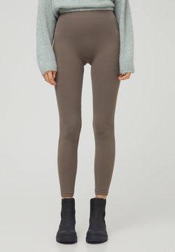 PULL&BEAR - Legging - grey